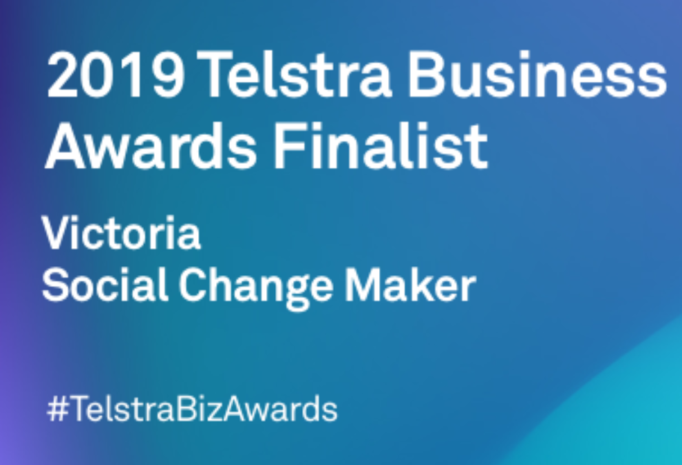 Grey Innovation is a 2019 Telstra Business Awards Finalist